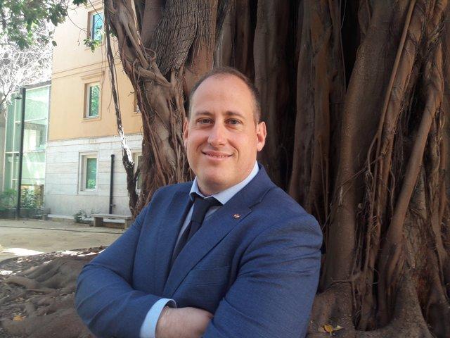 Entrevista al diputado autonómico de Vox, David García