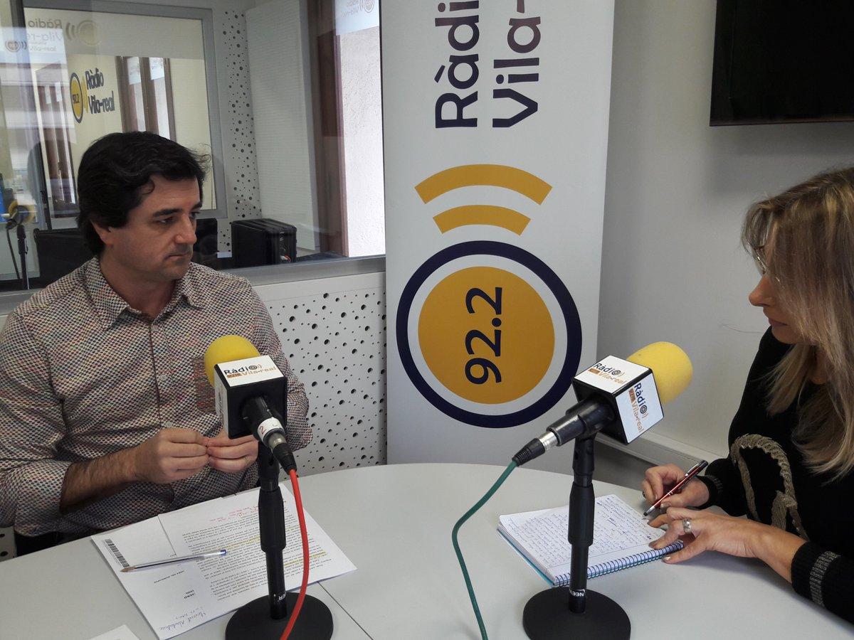 Entrevista al alcalde de Borriol, Héctor Ramos