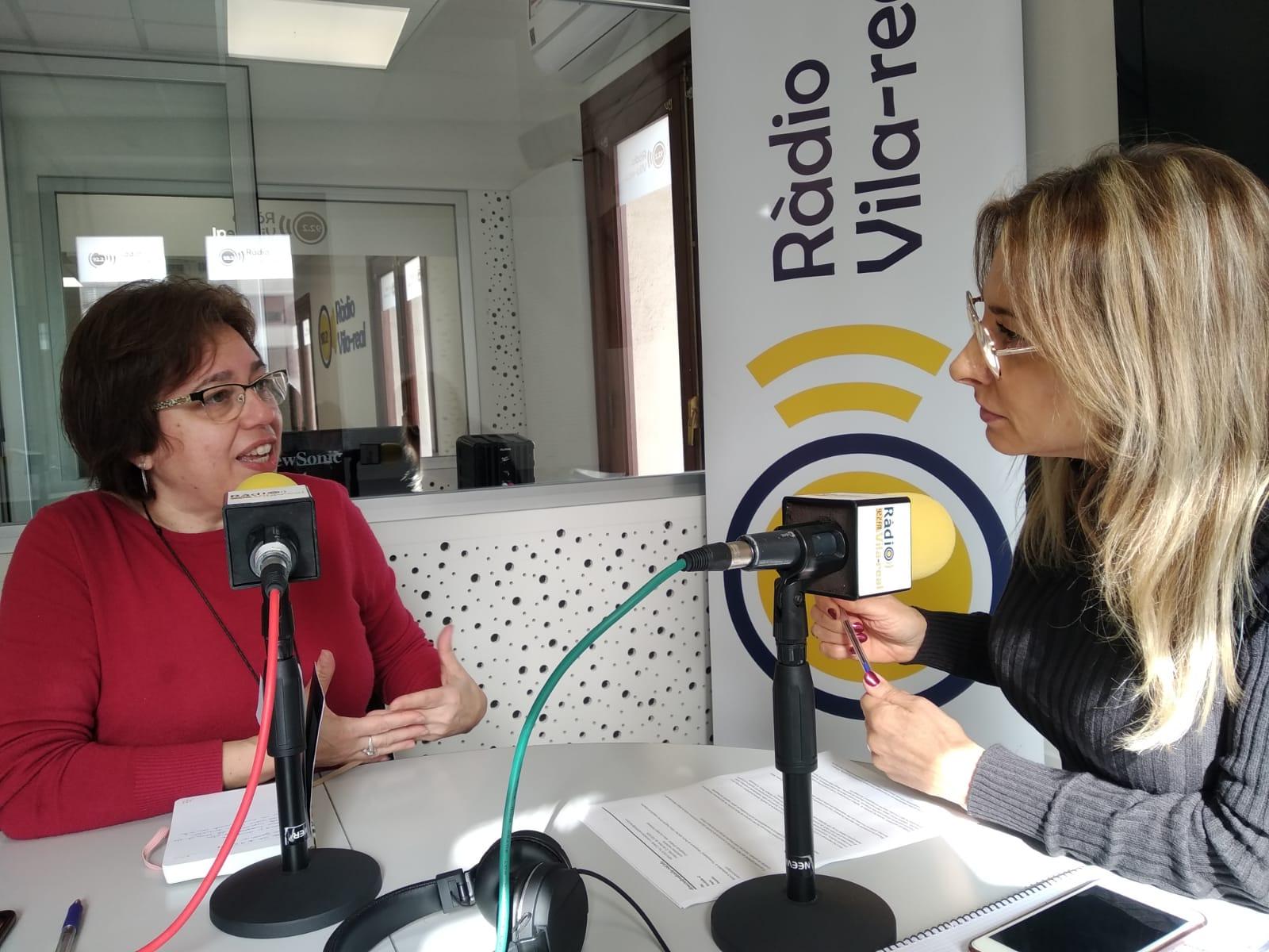 Entrevista a la diputada autonómica del PSPV-PSOE, Sabina Escrig