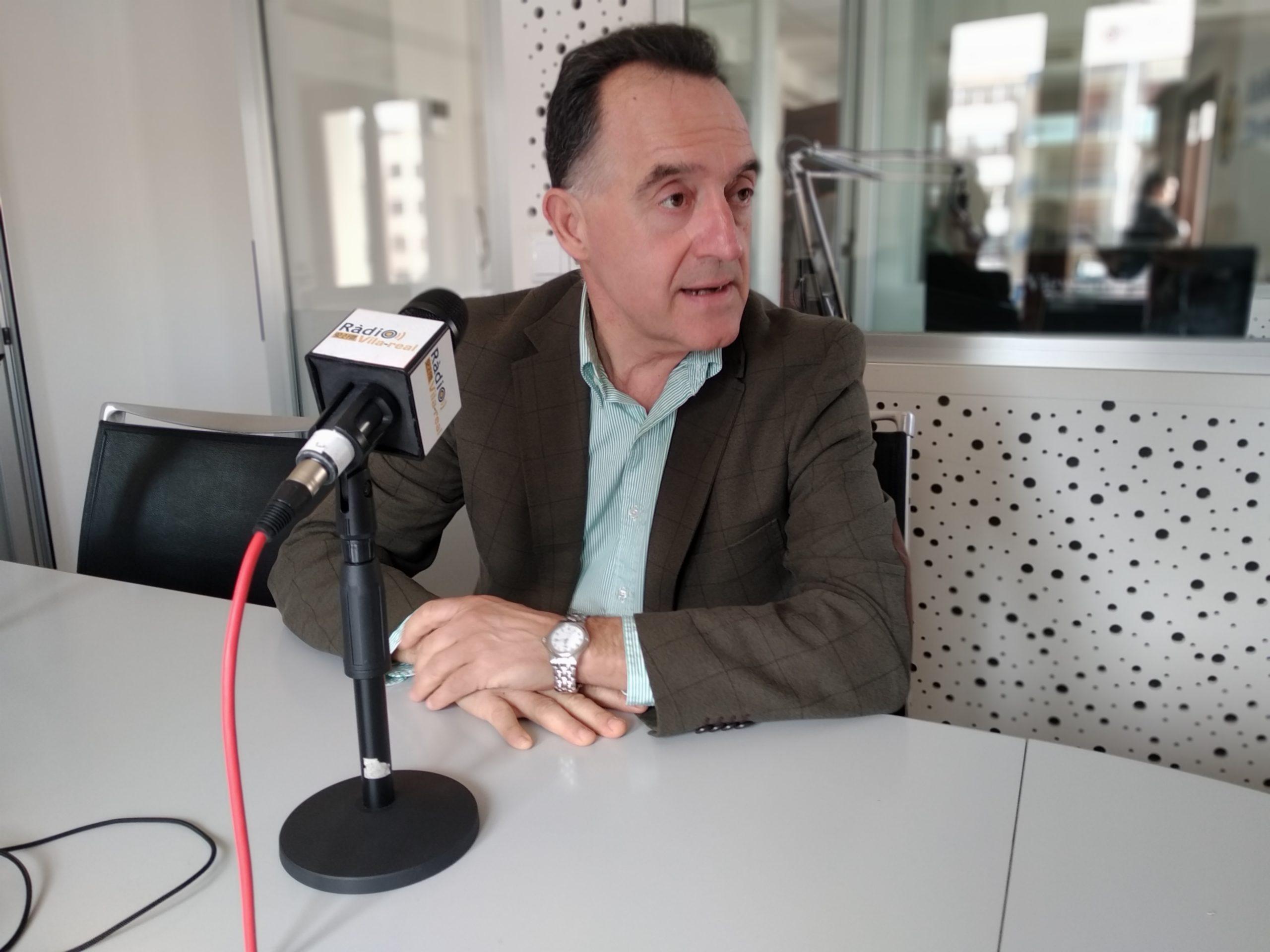 Entrevista al senador del PSOE, Artemi Rallo