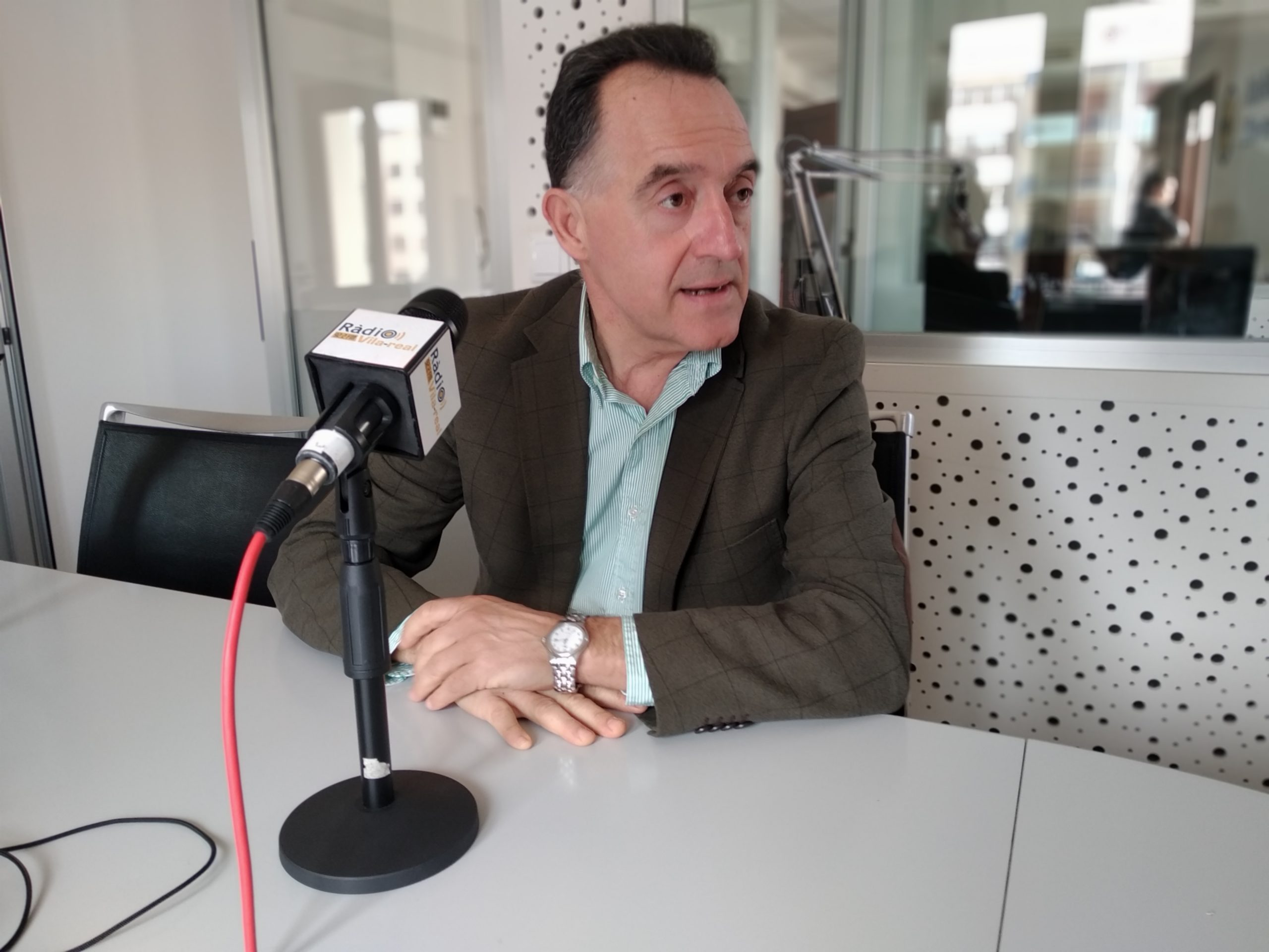 Entrevista al senador del PSPV-PSOE, Artemi Rallo