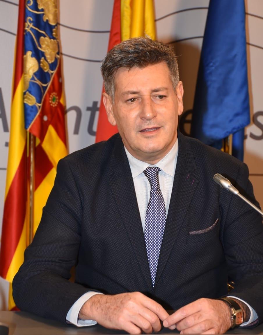 Entrevista a José Enrique Aguart Vila, presidente de Contigo Somos Democracia