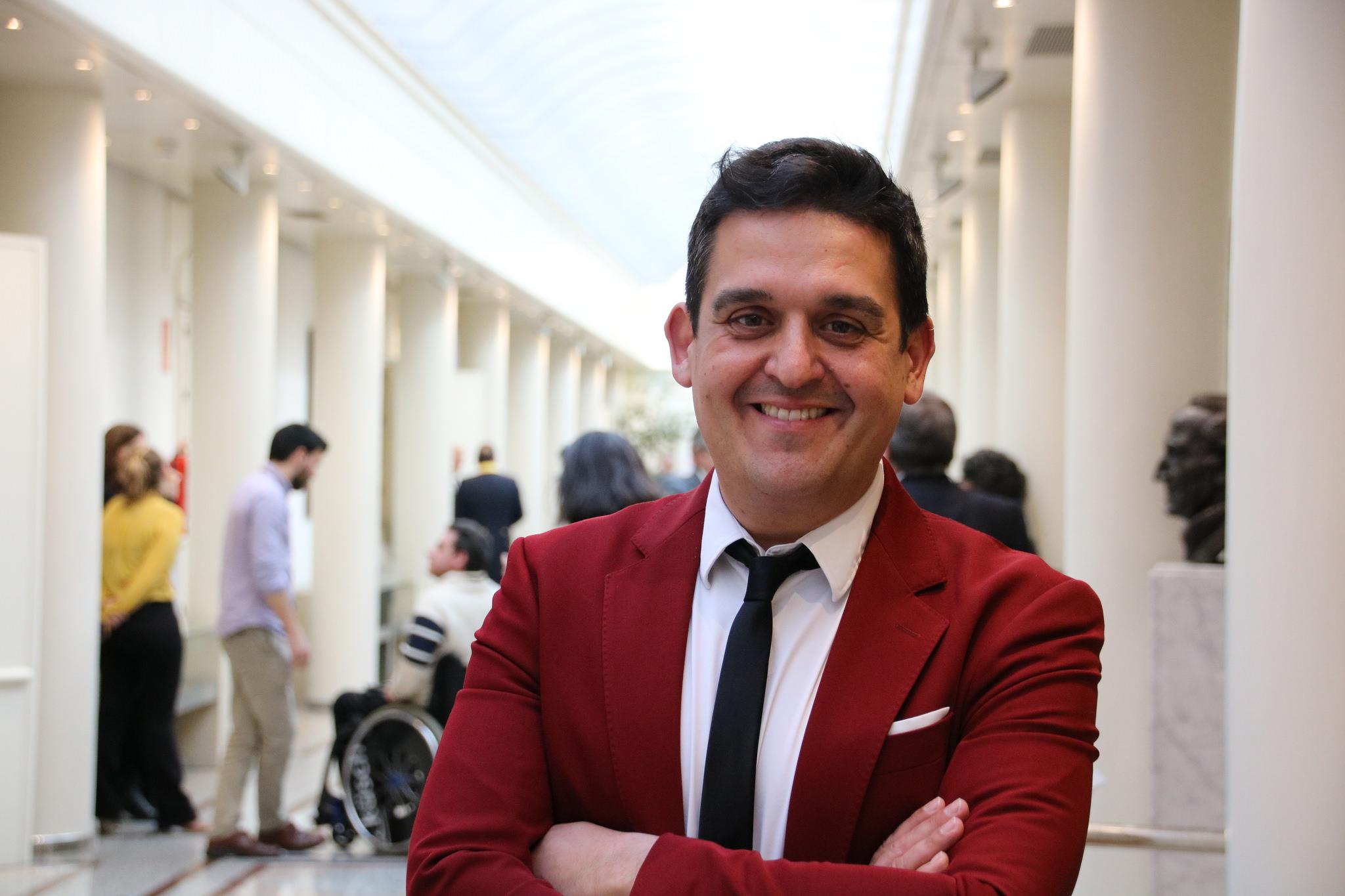Entrevista al senador de Compromís per Vila-real, Carles Mulet