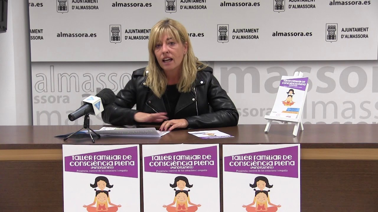 Entrevista a la regidora de benestar social d´almassora, María José Tormo