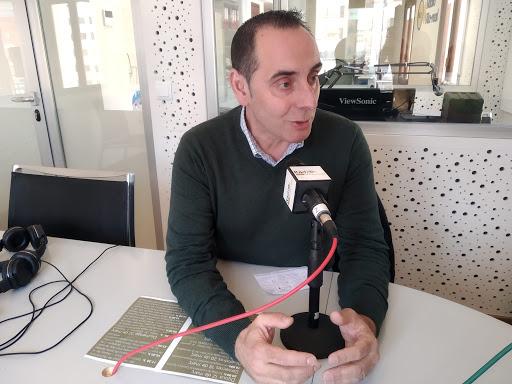 Entrevista al diputado provincial de Bomberos, Abel Ibáñez