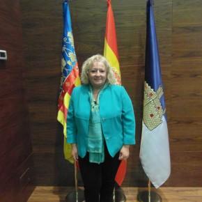 Entrevista a la primera teniente alcalde de Oropesa, Araceli De Moya