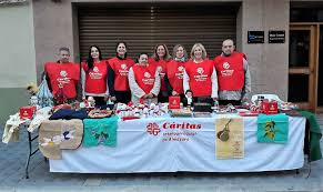 Entrevista al presidente de Cáritas Almazora, Enrique Costa
