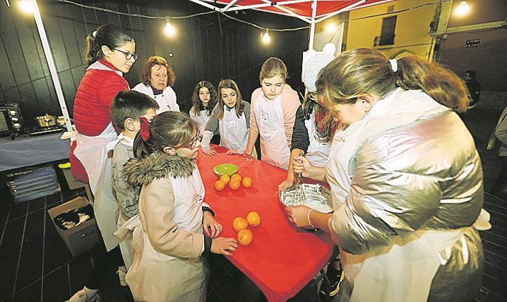 La Concejalía de Juventud reta a los adolescentes a cocinar recetas saludables durante el confinamiento