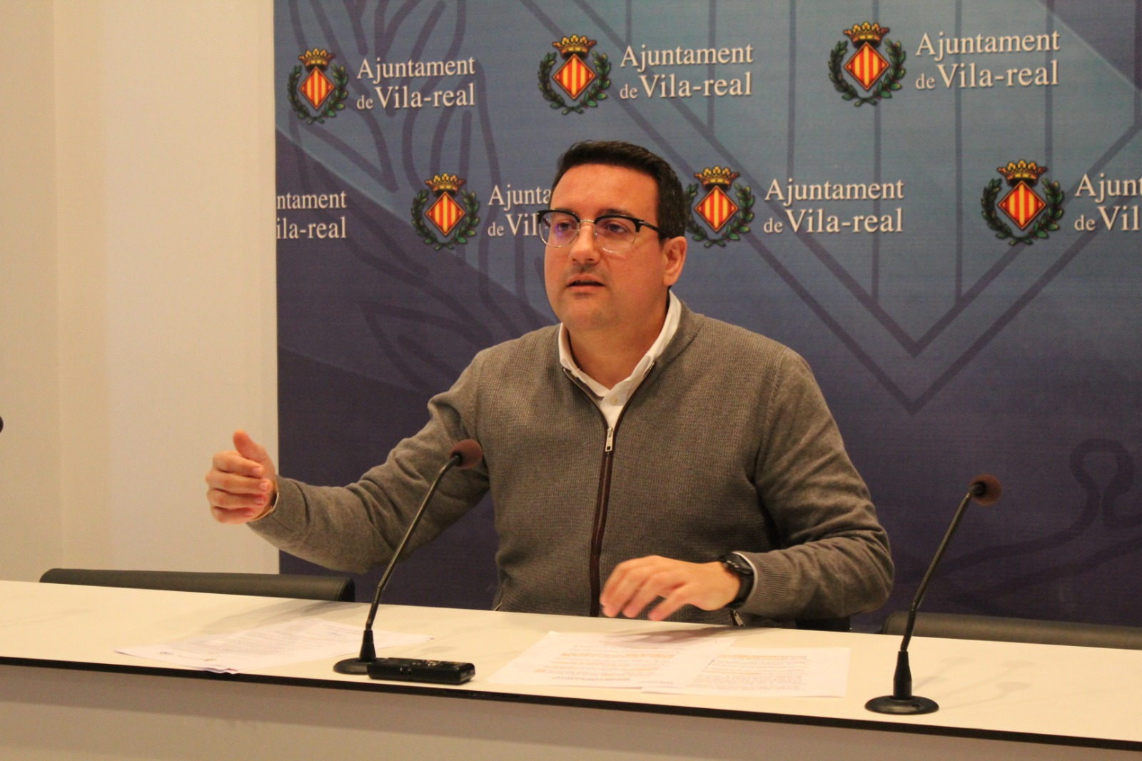 El PP urge que se paguen los convenios con las entidades sociales de Vila-real