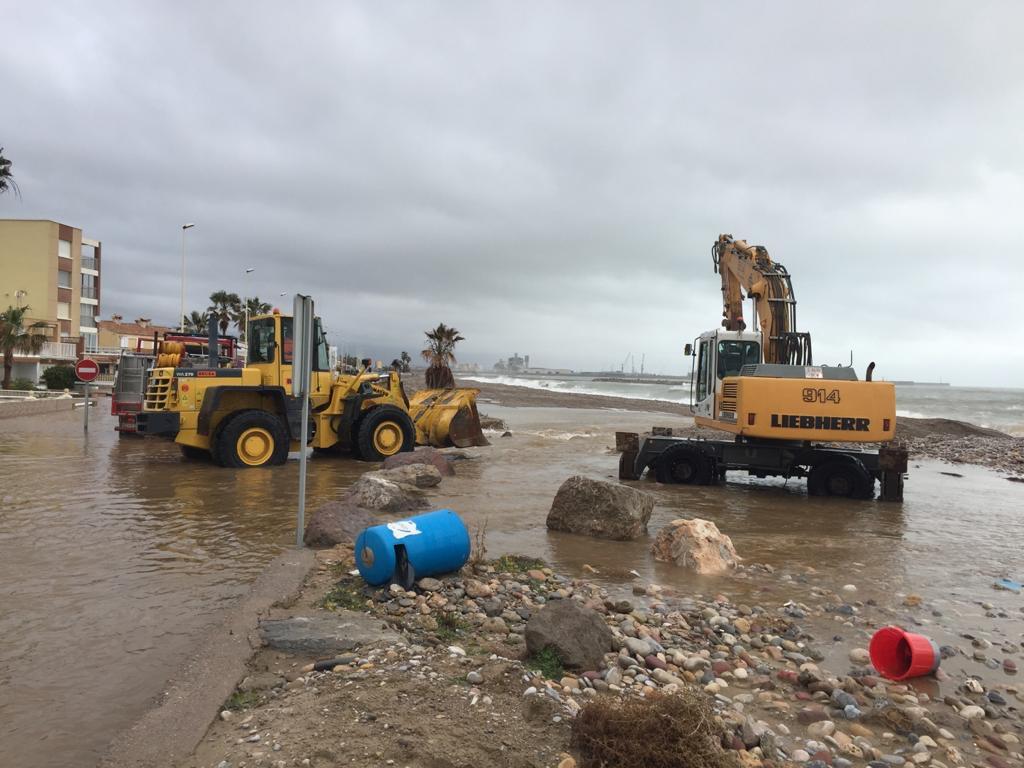 Almassora ofrece traslado y alojamiento al vecindario afectado por  las inundaciones