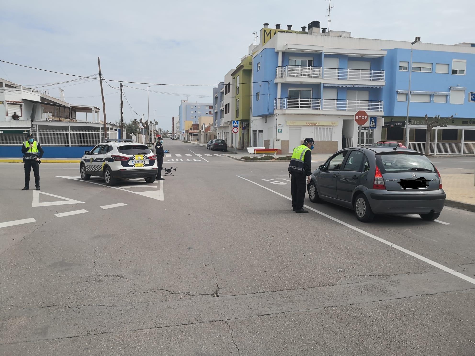 181 conductores pasan a disposición judicial durante el pasado mes de agosto por delitos contra la seguridad vial