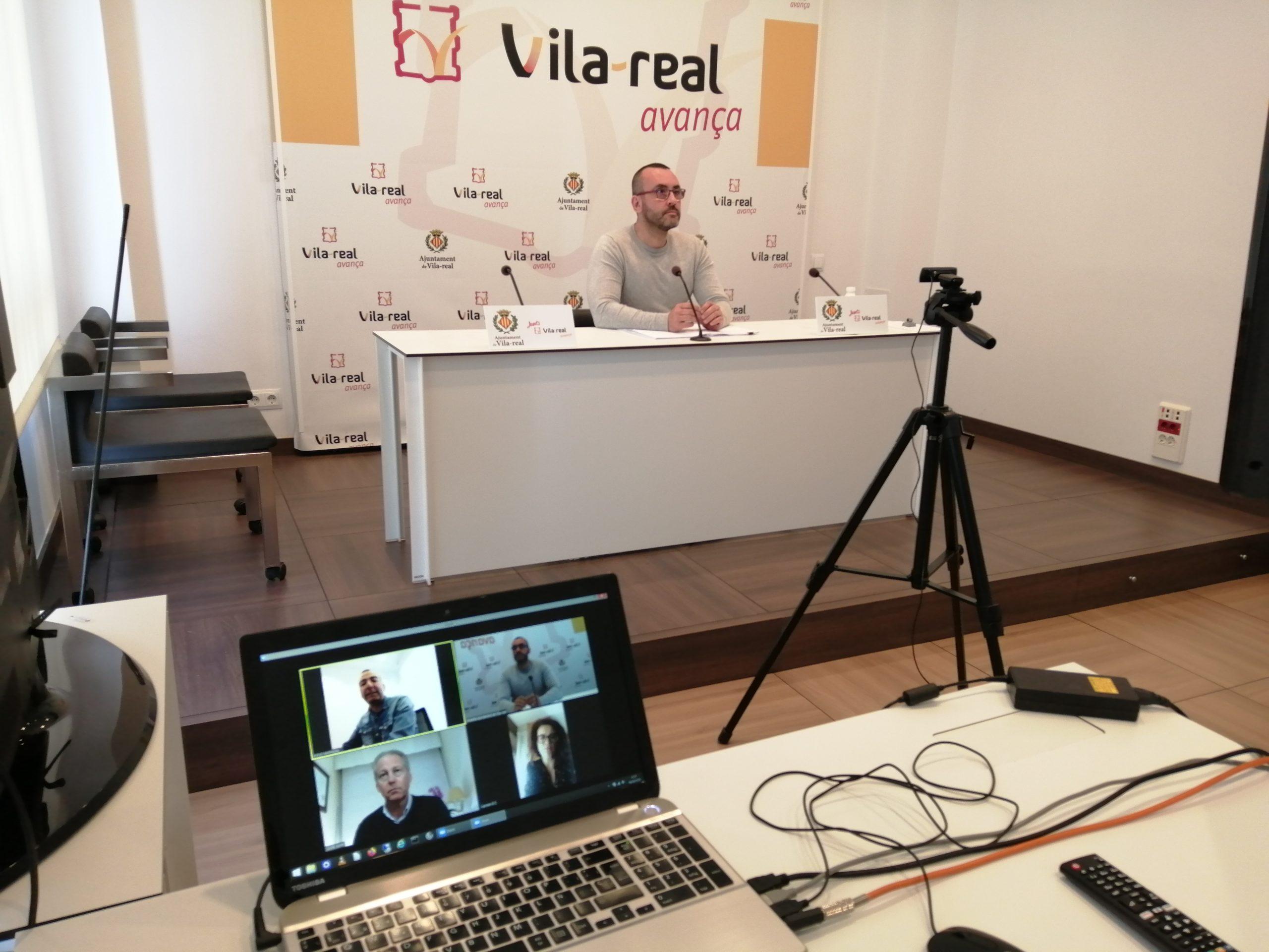 El Ayuntamiento de Vila-real y Ucovi habilitan un servicio de asesoramiento gratuito para facilitar a comerciantes y autónomos subvenciones