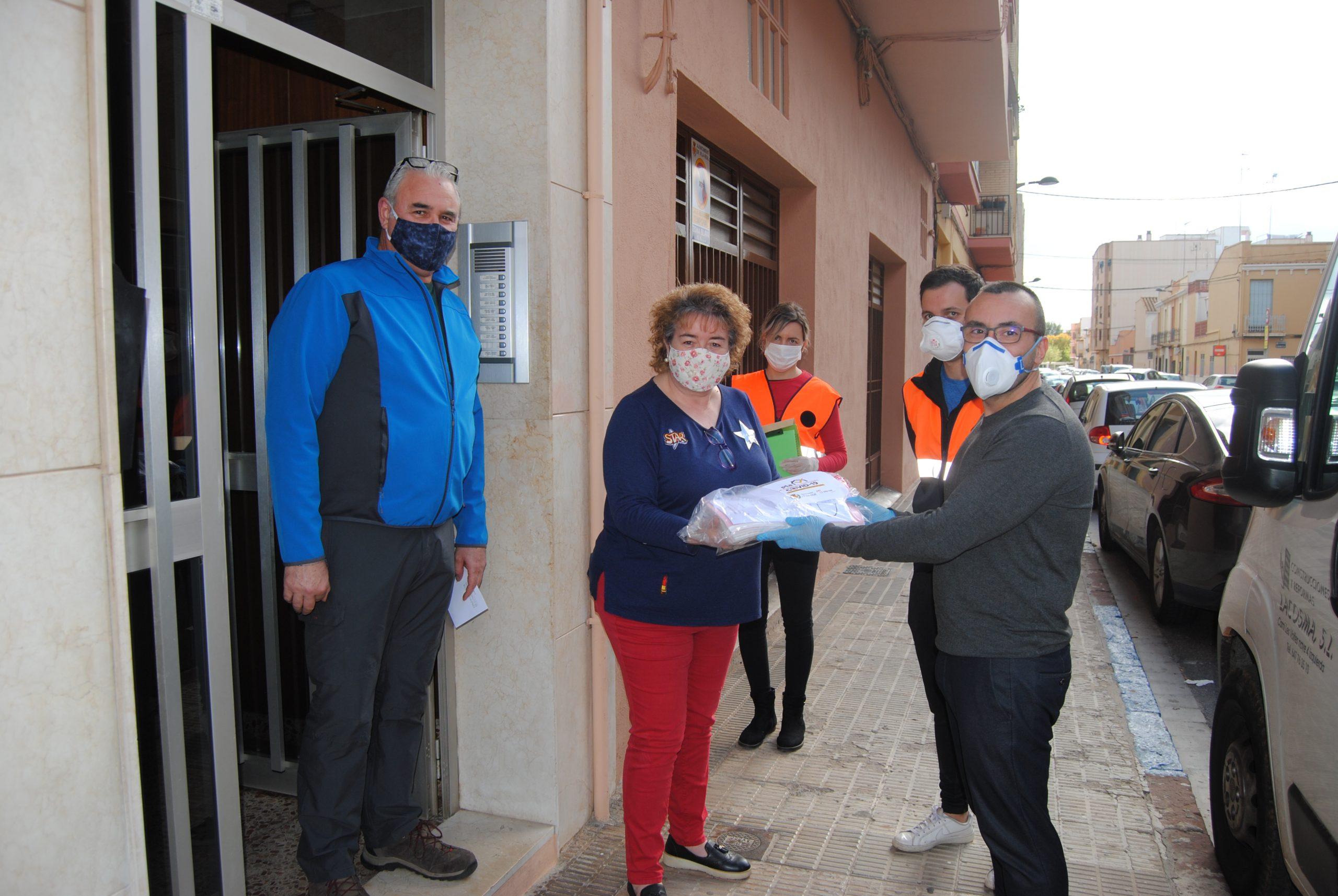 Vila-real da continuidad al voluntariado inscrito durante la crisis del COVID-19 para futuras emergencias