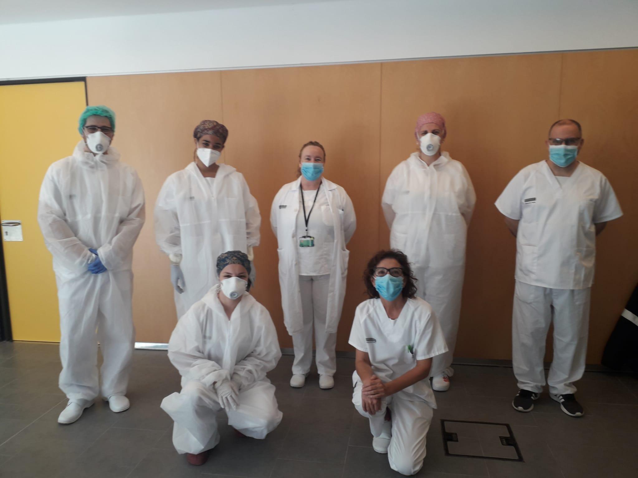El centro de tecnificación deportiva de Vila-real da de alta a los últimos pacientes