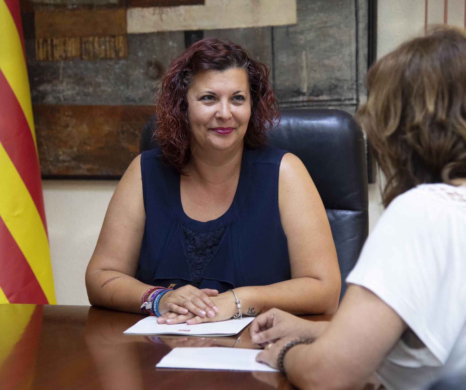 Puerta se reúne con las entidades sociales para hacer un seguimiento de los efectos de la crisis de la COVID-19 en la provincia de Castellón