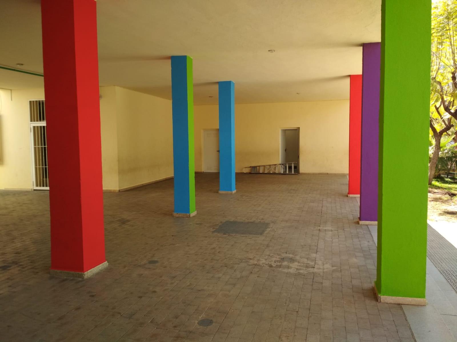 Vila-real optimiza sus recursos municipales para la puesta a punto de los colegios