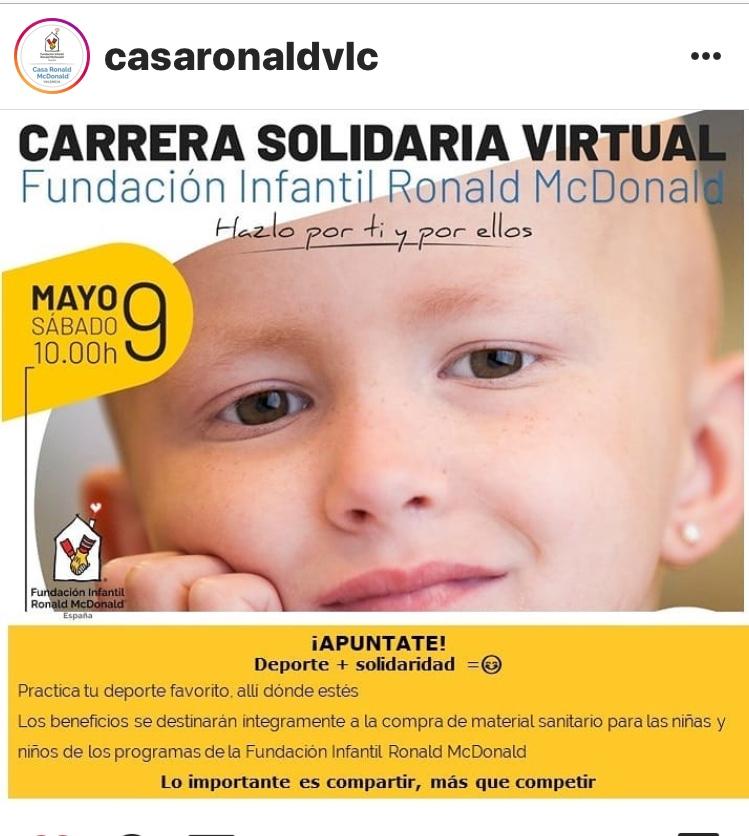 Entrevista a la Fundación Casa Ronald de València