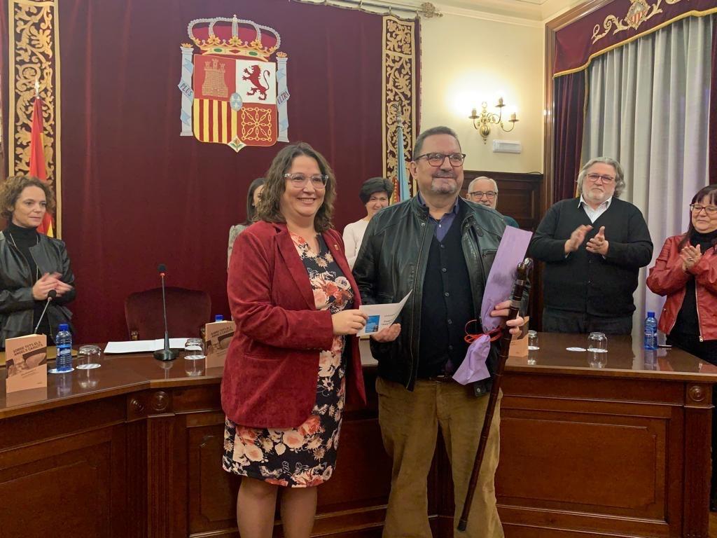 José Martí anima a participar en el XXI Premio de Narrativa Breu Josep Pascual Tirado