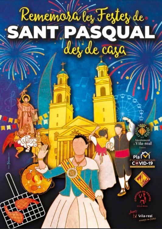 Vila-real rememorará los mejores momentos y las tradiciones de las fiestas patronales de San Pascual desde casa