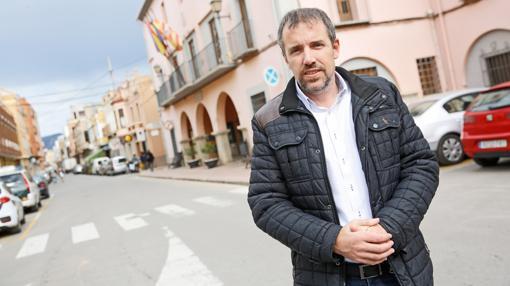 Entrevista al alcalde de Moncofar, Wenceslao Alós
