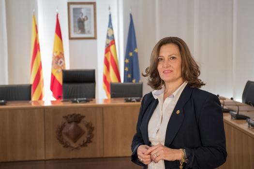 Entrevista al concejala del PP de Vila-real, Dora Llop
