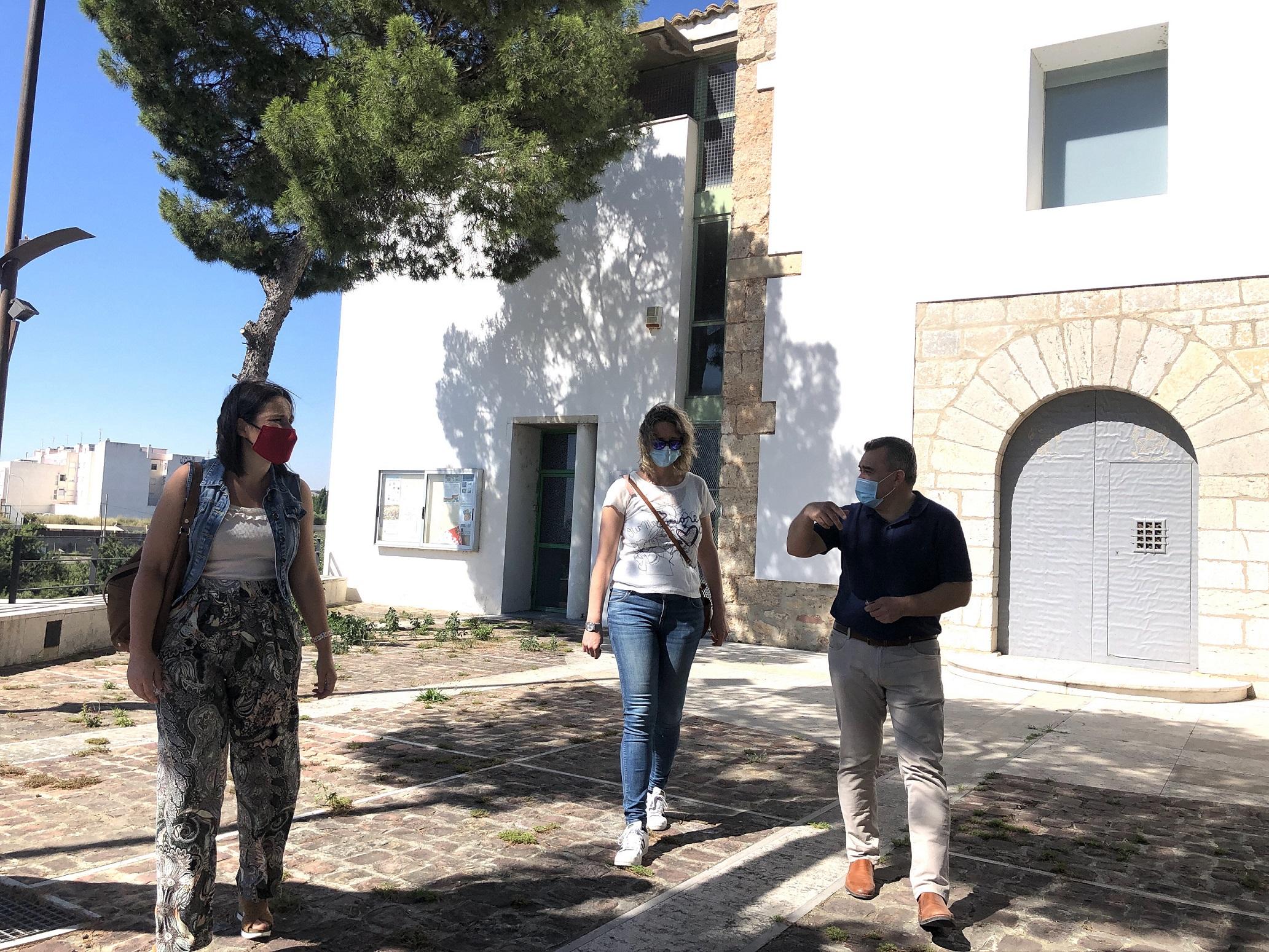 Almassora habilita el paraje de Santa Quitèria como Escola d'Estiu  para la conciliación familiar