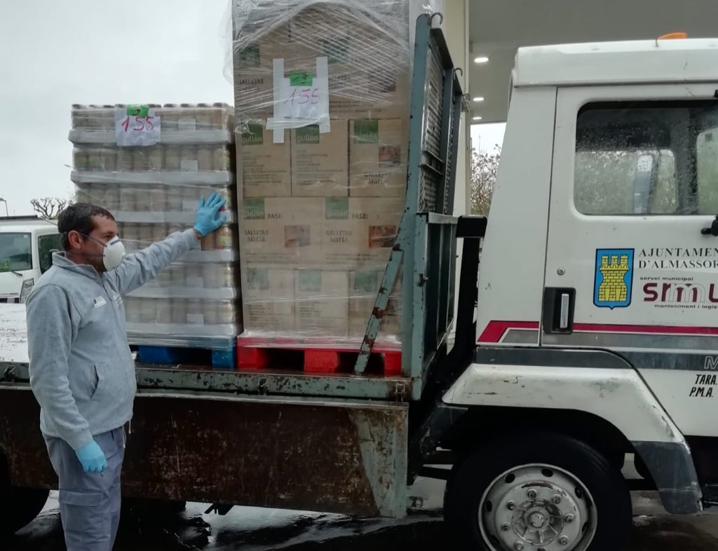 El 40% de usuarios de Servicios Sociales durante la COVID-19 pide ayudas por primera vez en Almassora