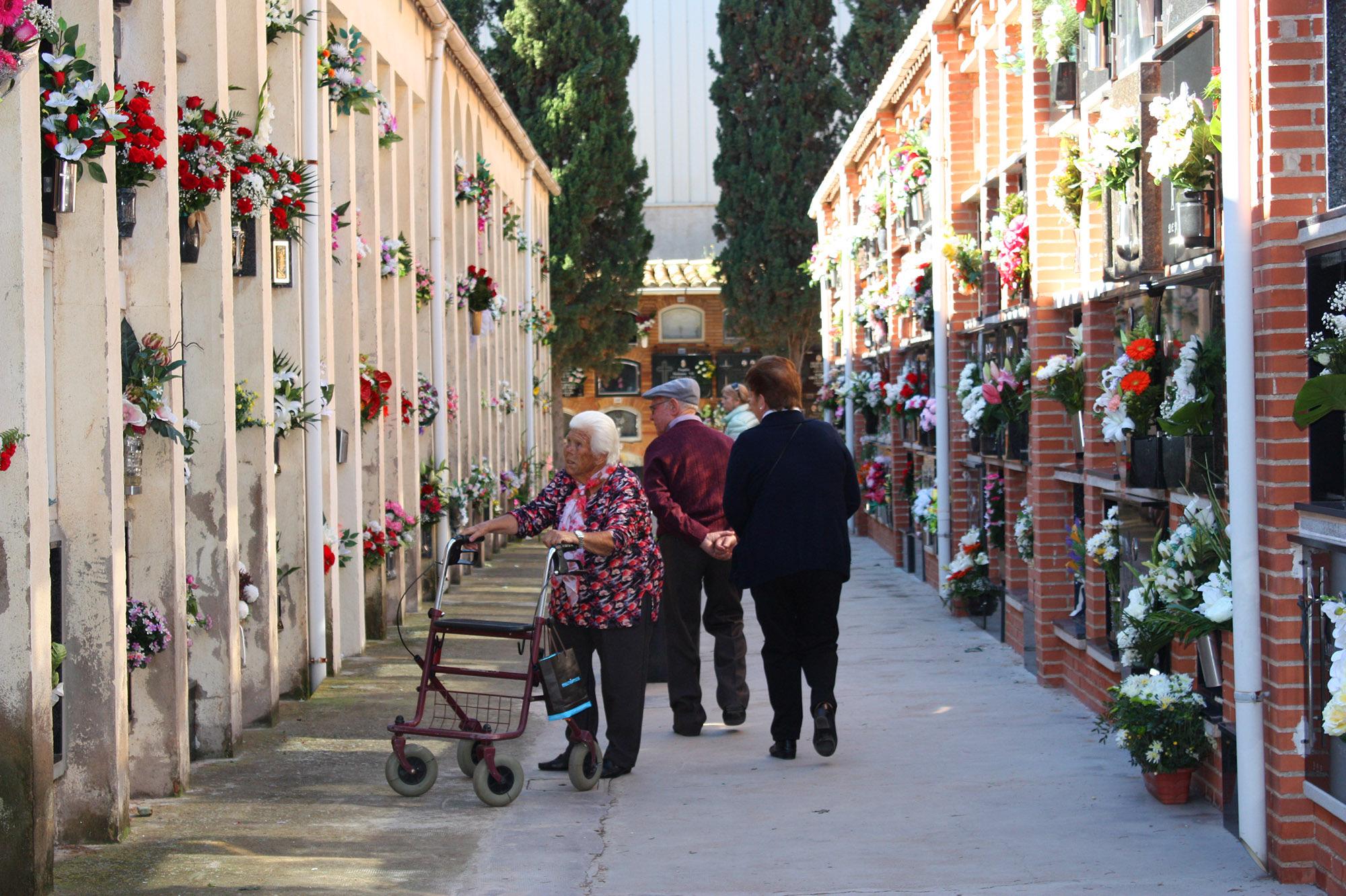 Almassora adjudica la ampliación del cementerio municipal por 175.000 euros