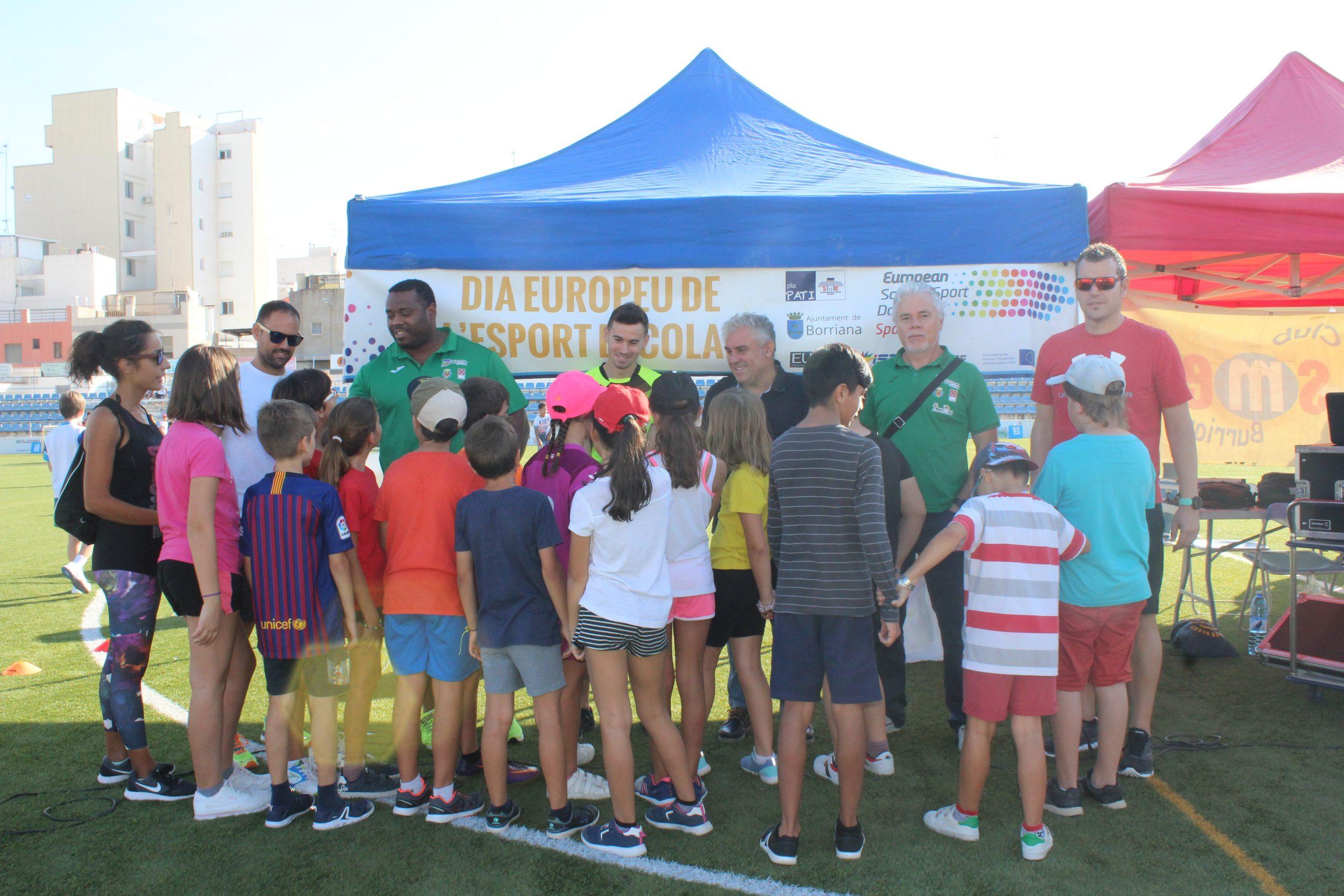 Más de 200 niños y niñas de Borriana podrán participar en el VII Campus Multiesportiu Saludable d'estiu
