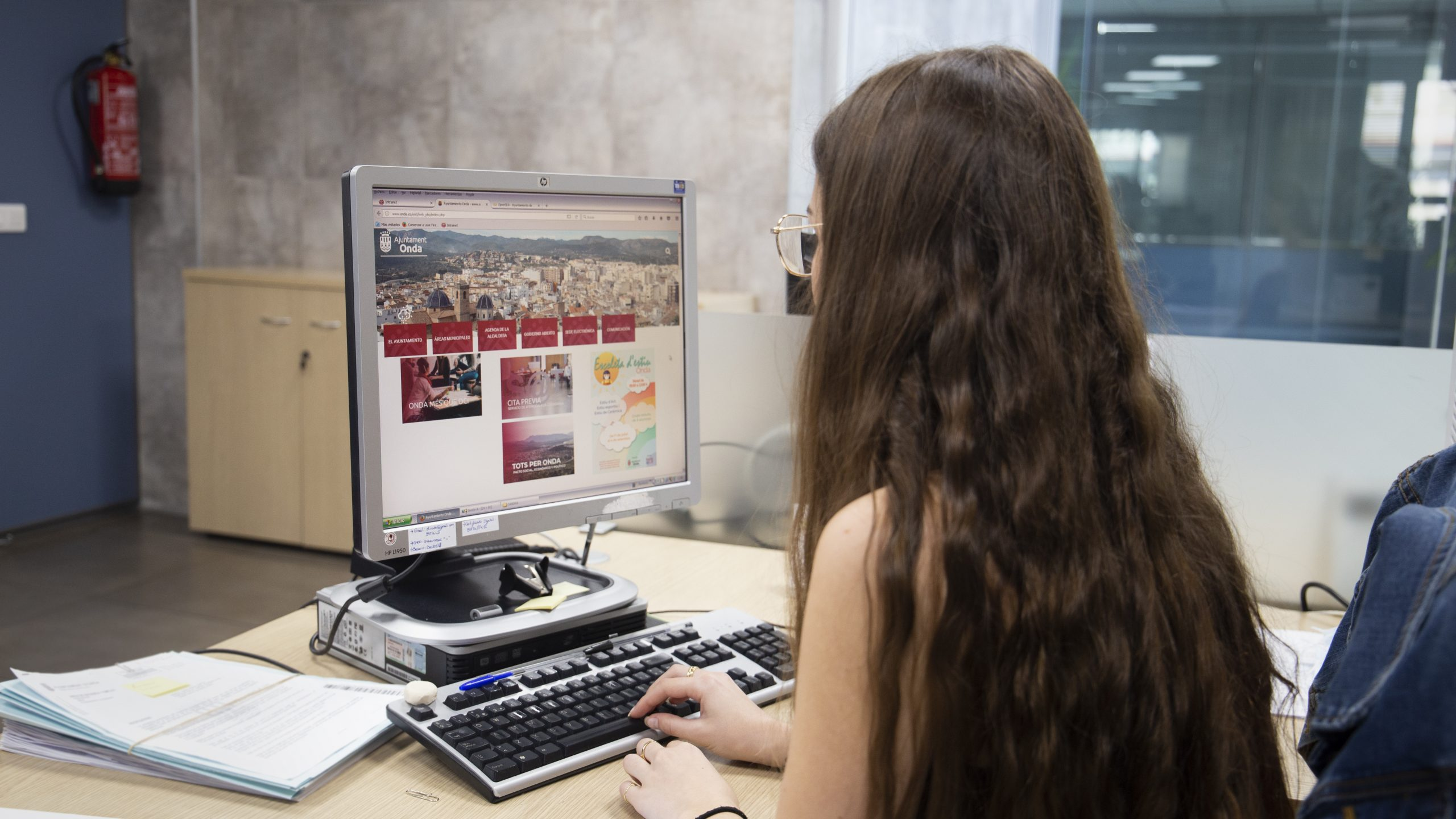 El Ayuntamiento de Onda oferta 11 empleos para colectivos de difícil inserción laboral durante el verano