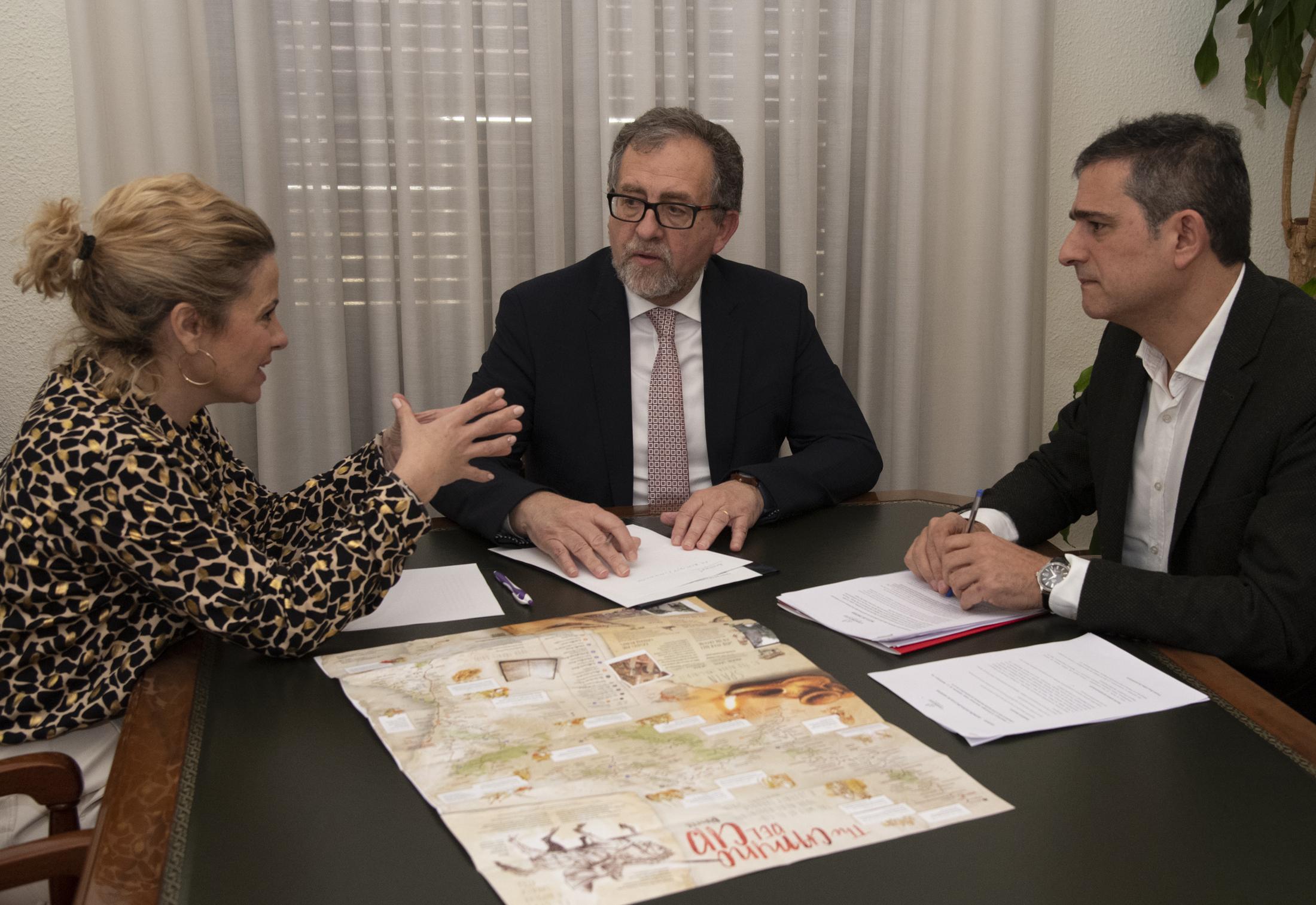 Los alojamientos de las ocho provincias integradas en el Camino del Cid ven en la ruta turística una gran herramienta para atraer al visitante nacional