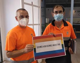 Nules apoya al colectivo LGTBI con la campaña 'KM por la diversidad'