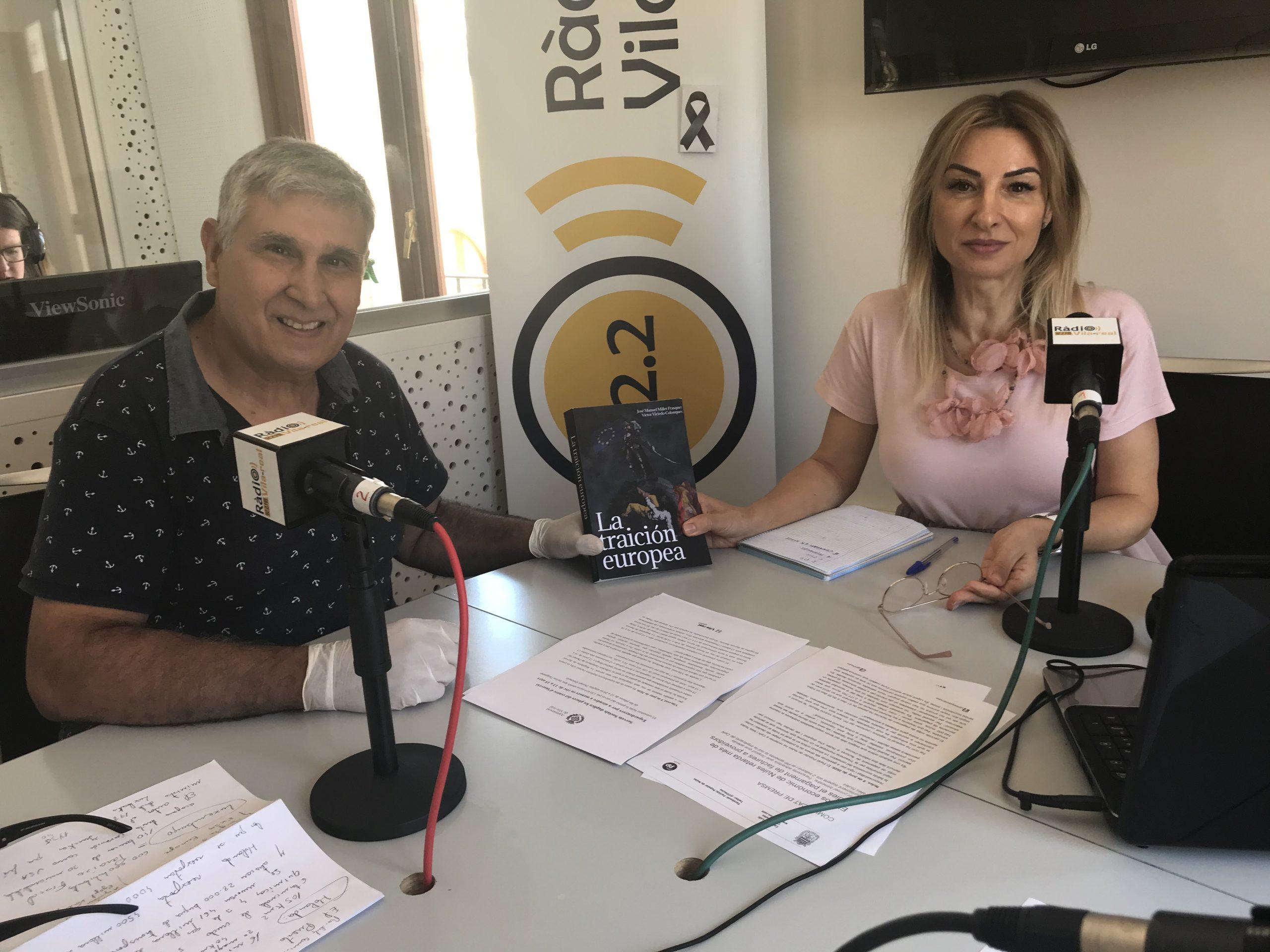 Entrevista al presidente de ALIV, Víctor Viciedo