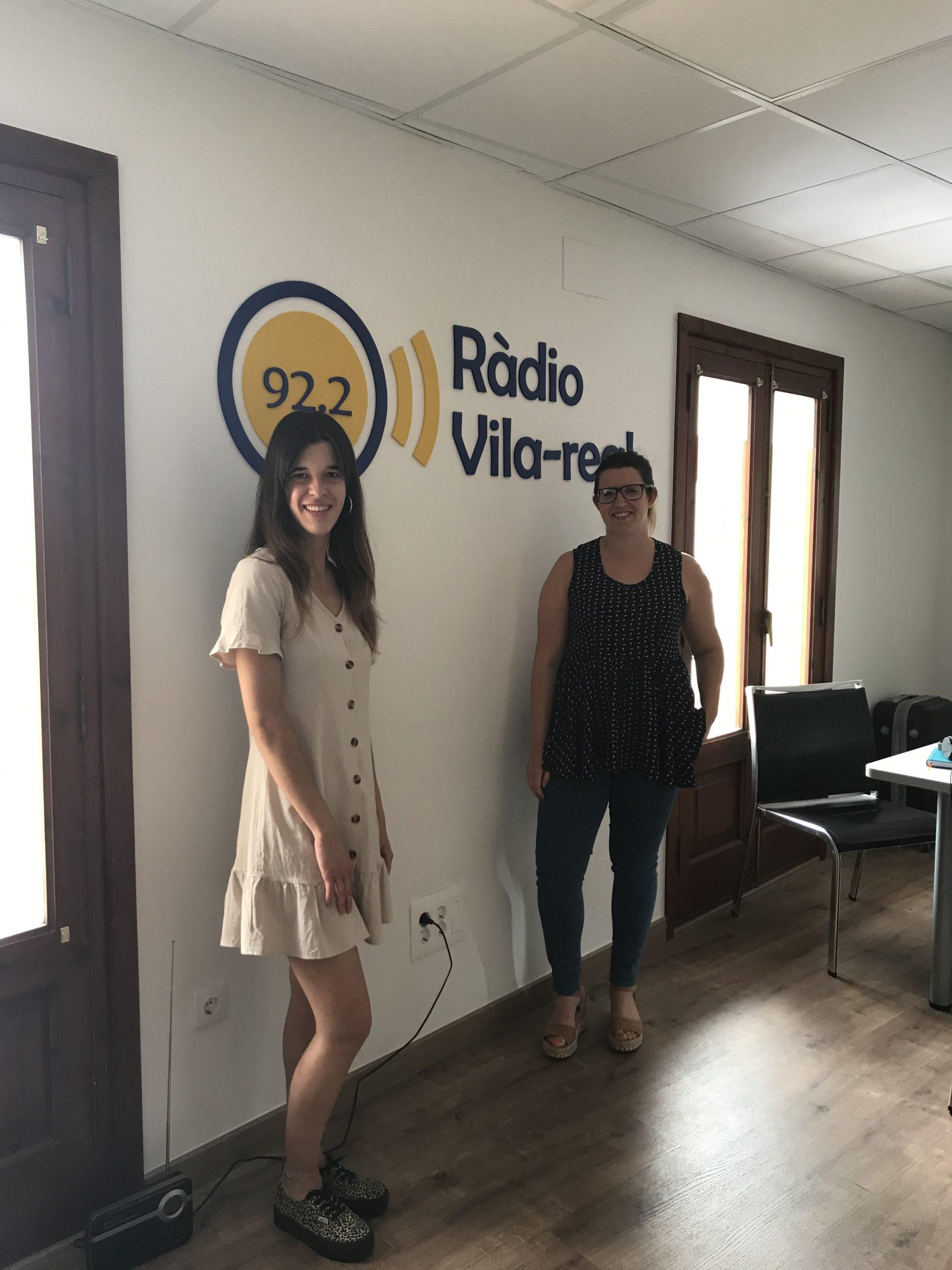 Entrevista a la presidenta de la Purísima de Vila-real, Nuria Bonet