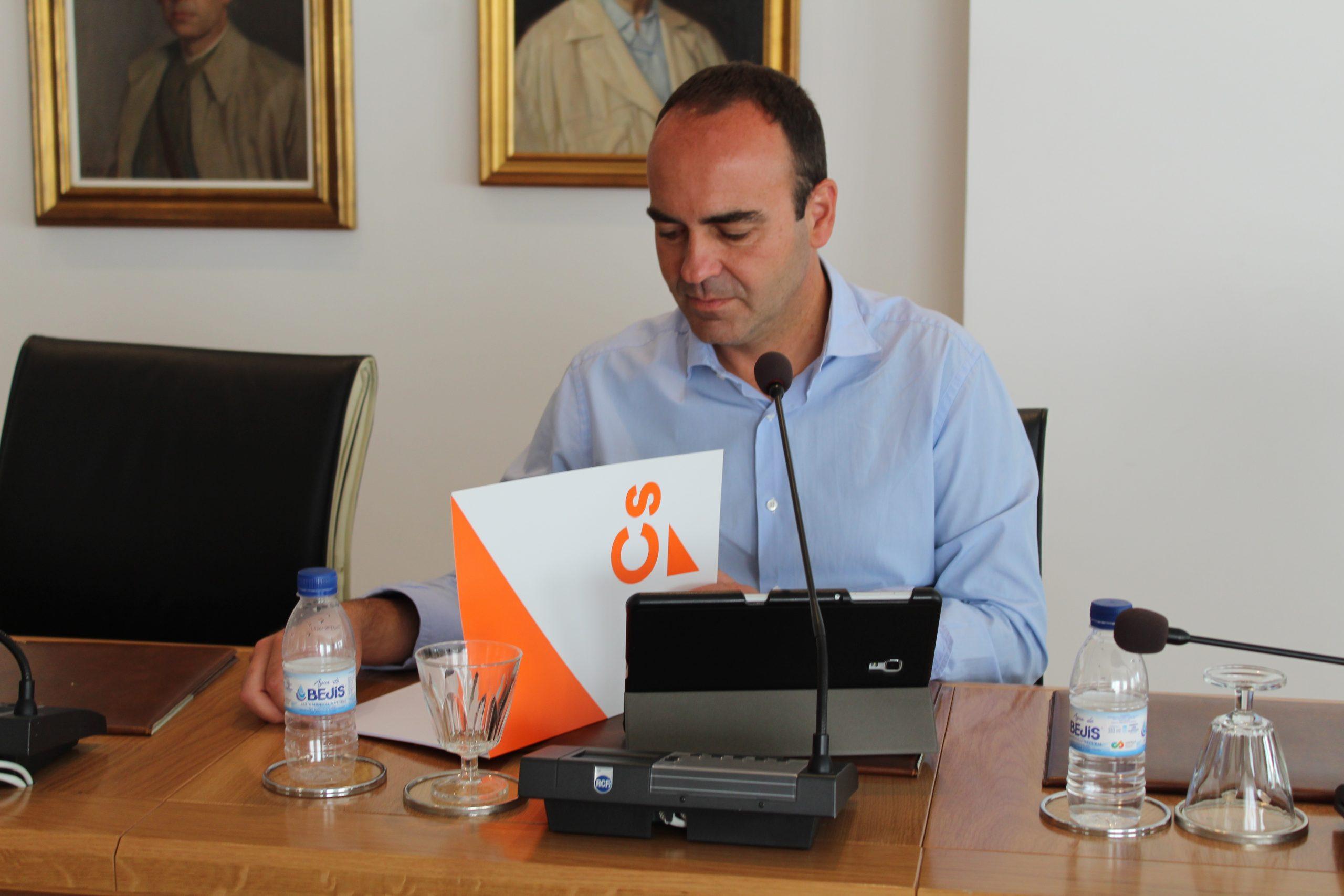 Cs de Vila-real traslada a UCOVI sus propuestas para dinamizar la economía y reactivar el consumo local