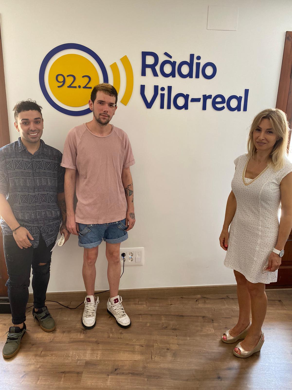 Entrevista a Kevin Bautista y su pareja Fran protagonista de una supuesta agresión de LGTBIfobia en el Hospital General de Castellón