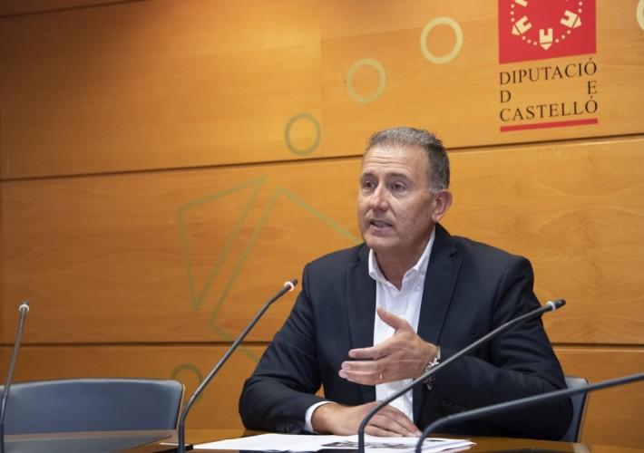 Entrevista al diputado provincial del PP, Vicente Sales