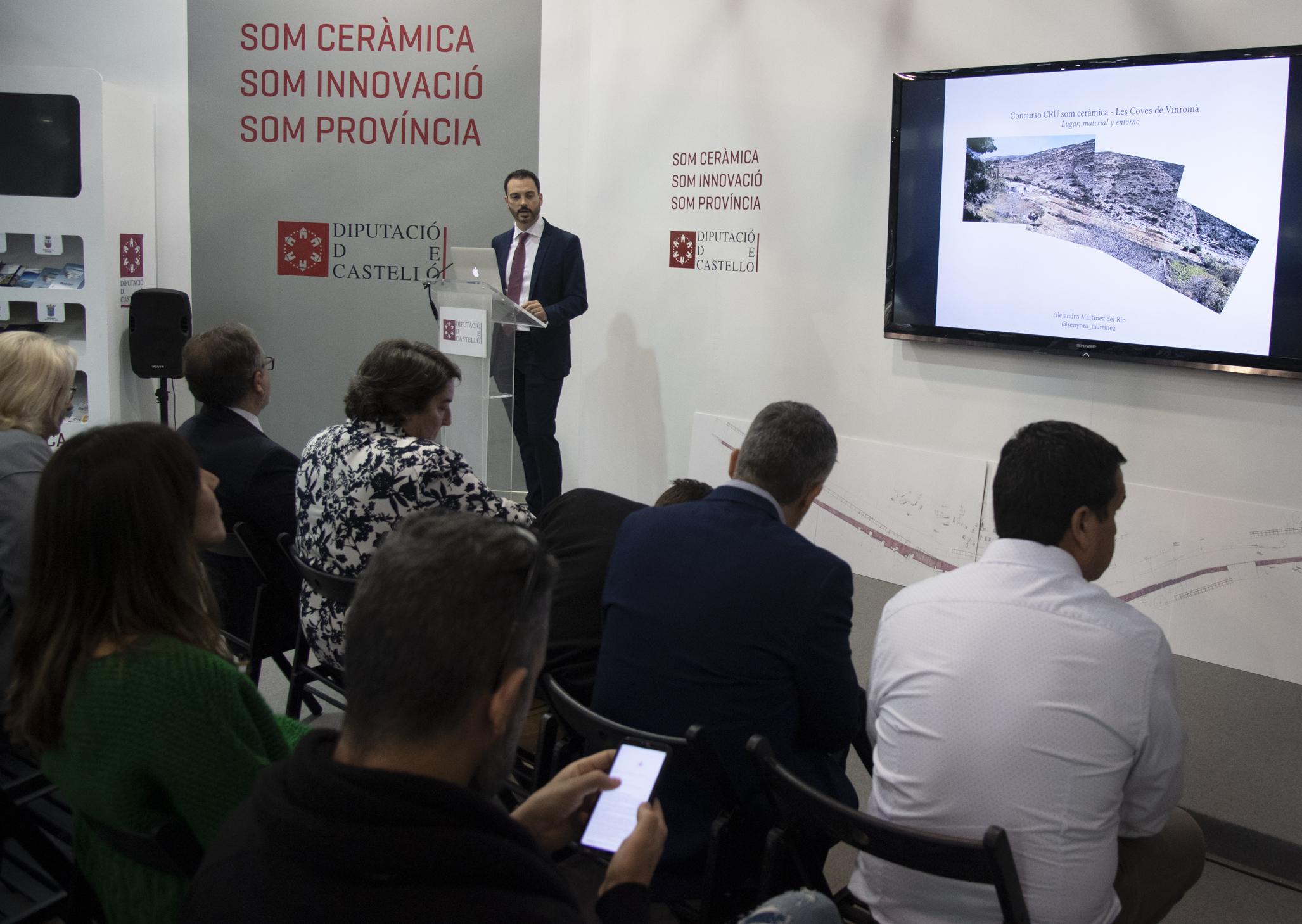 La Diputación de Castellón busca los mejores proyectos de regeneración urbana con cerámica castellonense