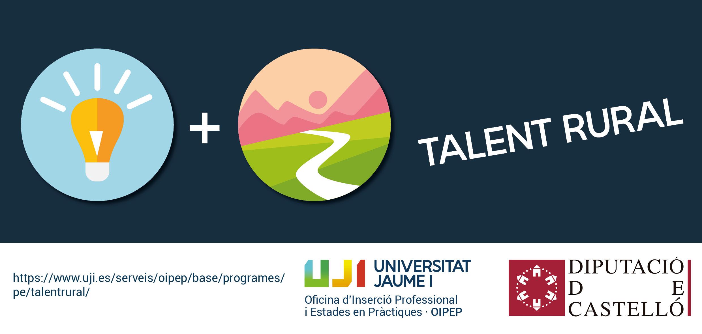 La UJI y la Diputación de Castellón seleccionan las empresas que participarán en el programa «Talent rural»