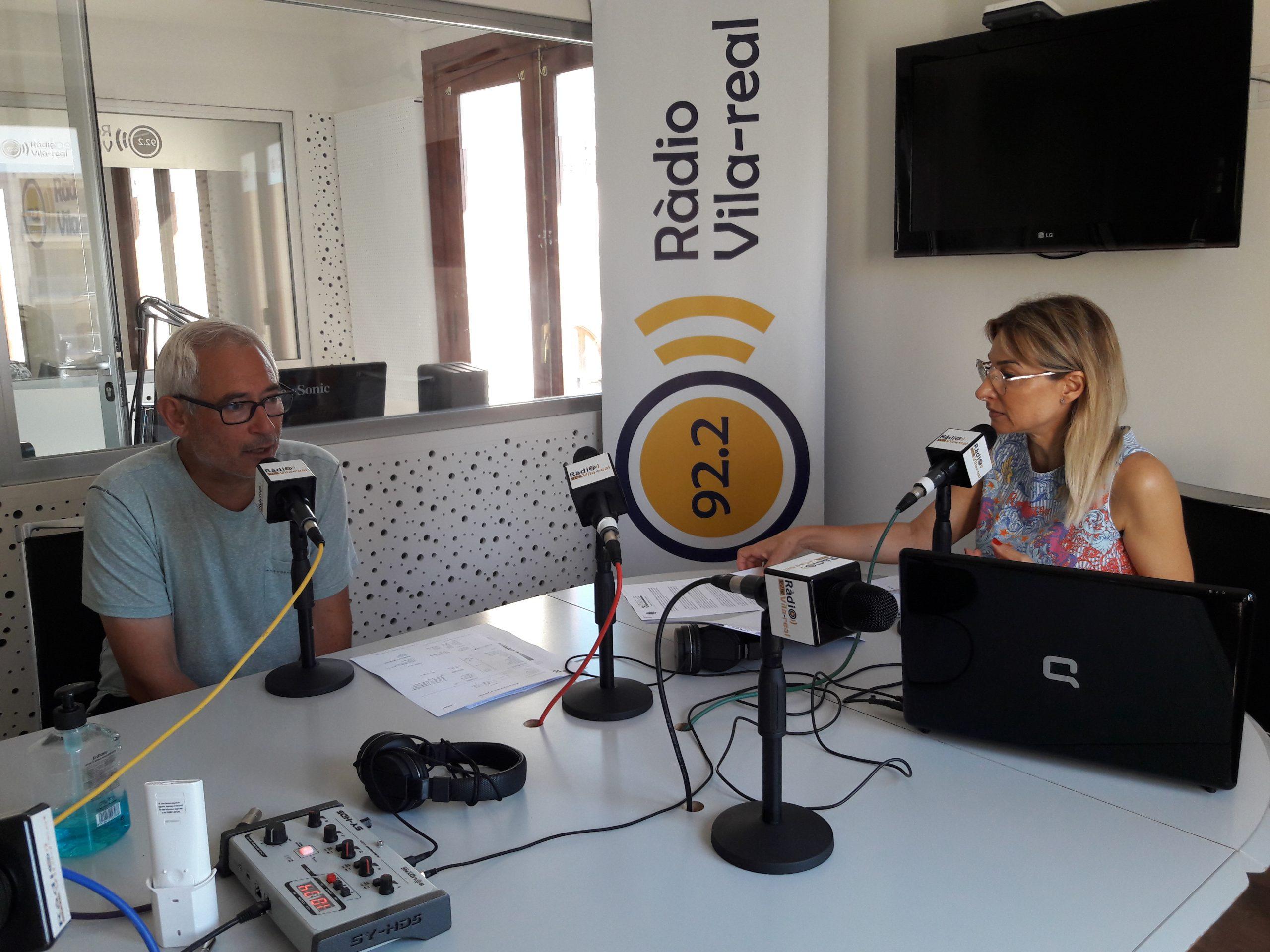 Entrevista al secretario provincial del sindicato SPPLB y miembro de la ejecutiva nacional, Cirilo Sanchís