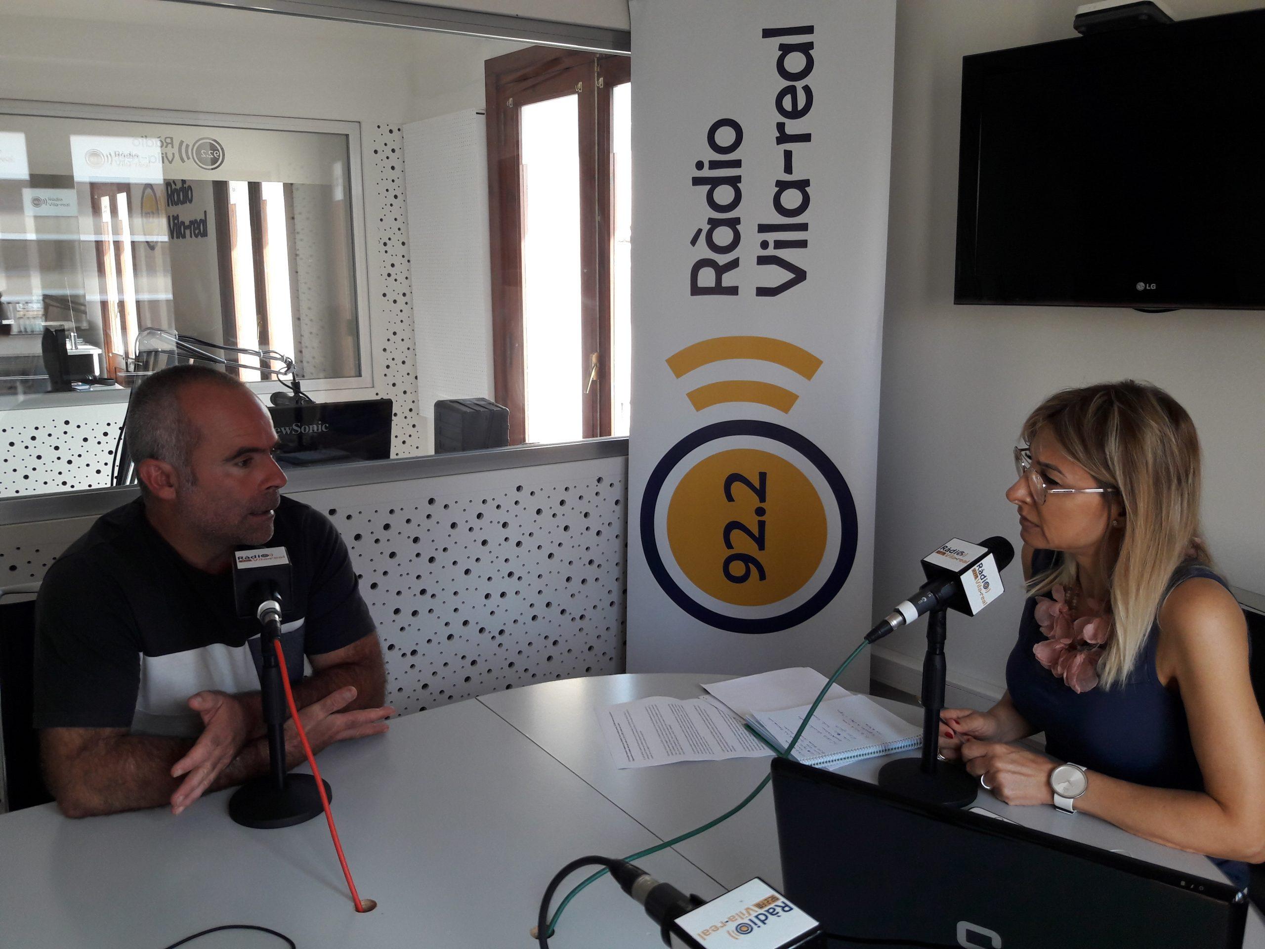 Entrevista al secretario general de l'Unió de Llauraors, Carles Peris