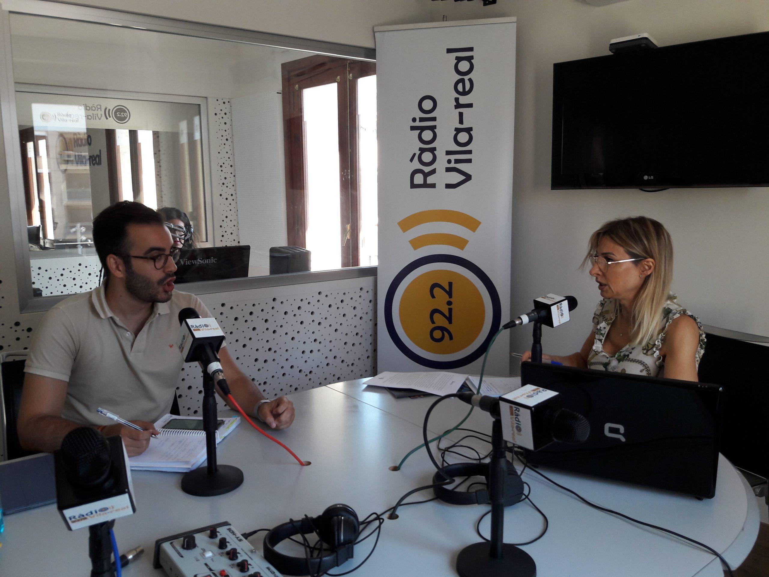 Entrevista al concejal del PP y secretario general de Nuevas Generaciones de Castellón, Herminio Serra