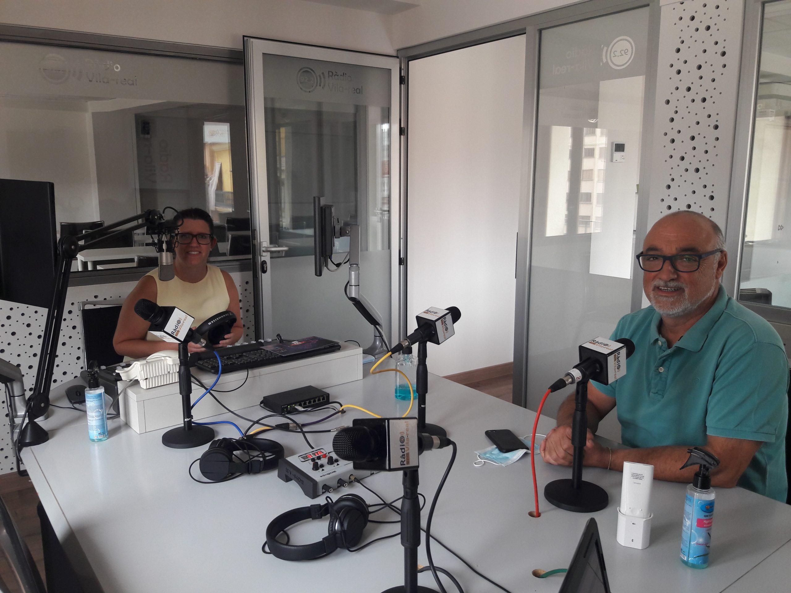 Entrevista al co-director artístico de Xarxa Teatre, Leandre Escamilla