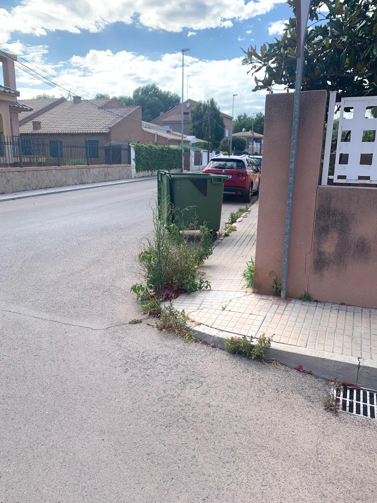El PP de Almassora plantea un plan de adecuación de aceras para garantizar la seguridad a los peatones