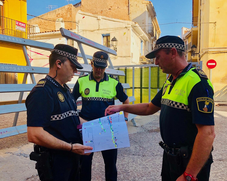 Almassora registra 285 solicitudes para 10 plazas de Policía Local