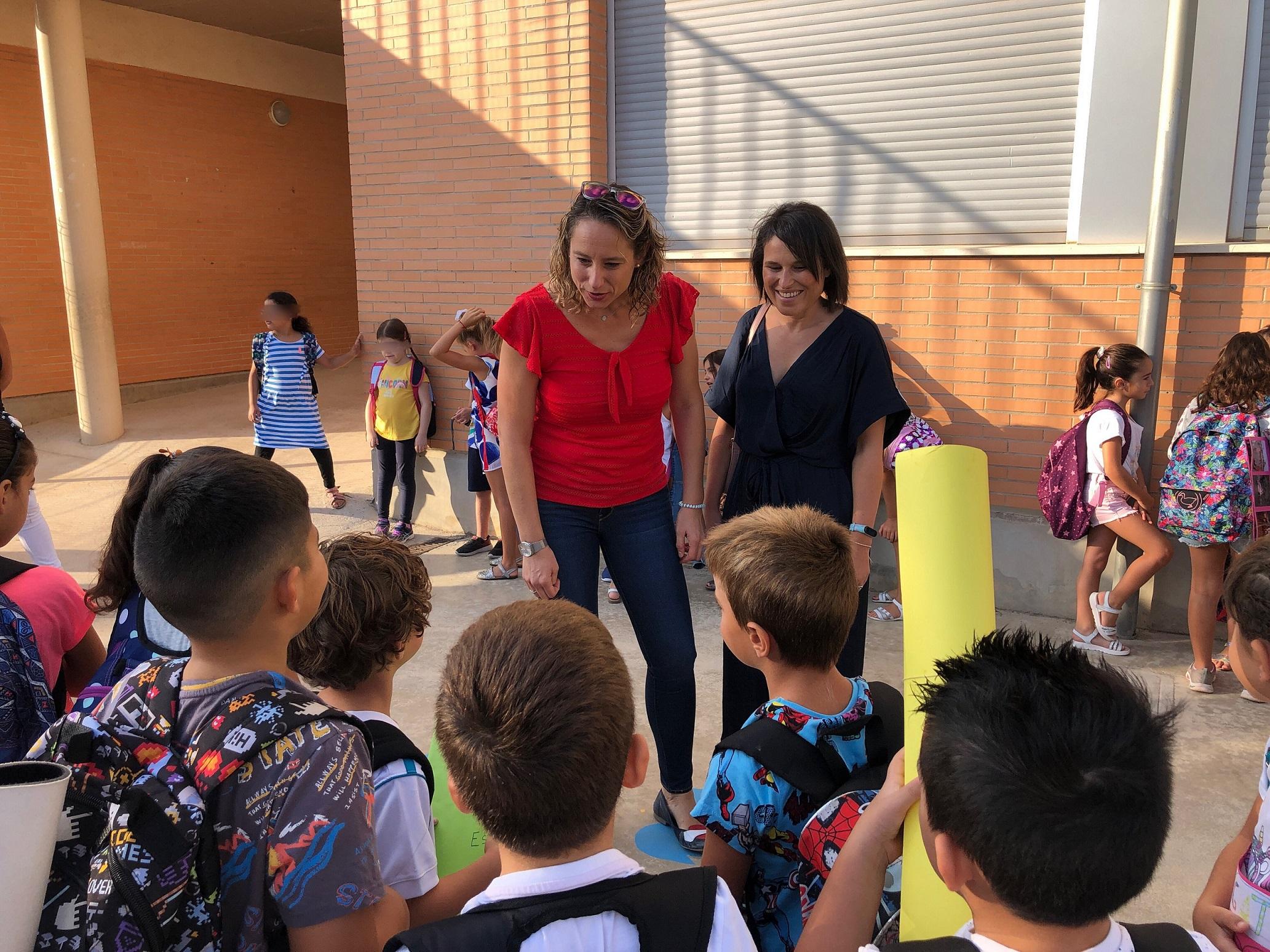 Almassora matriculará a más del 76% de alumnado de tres años