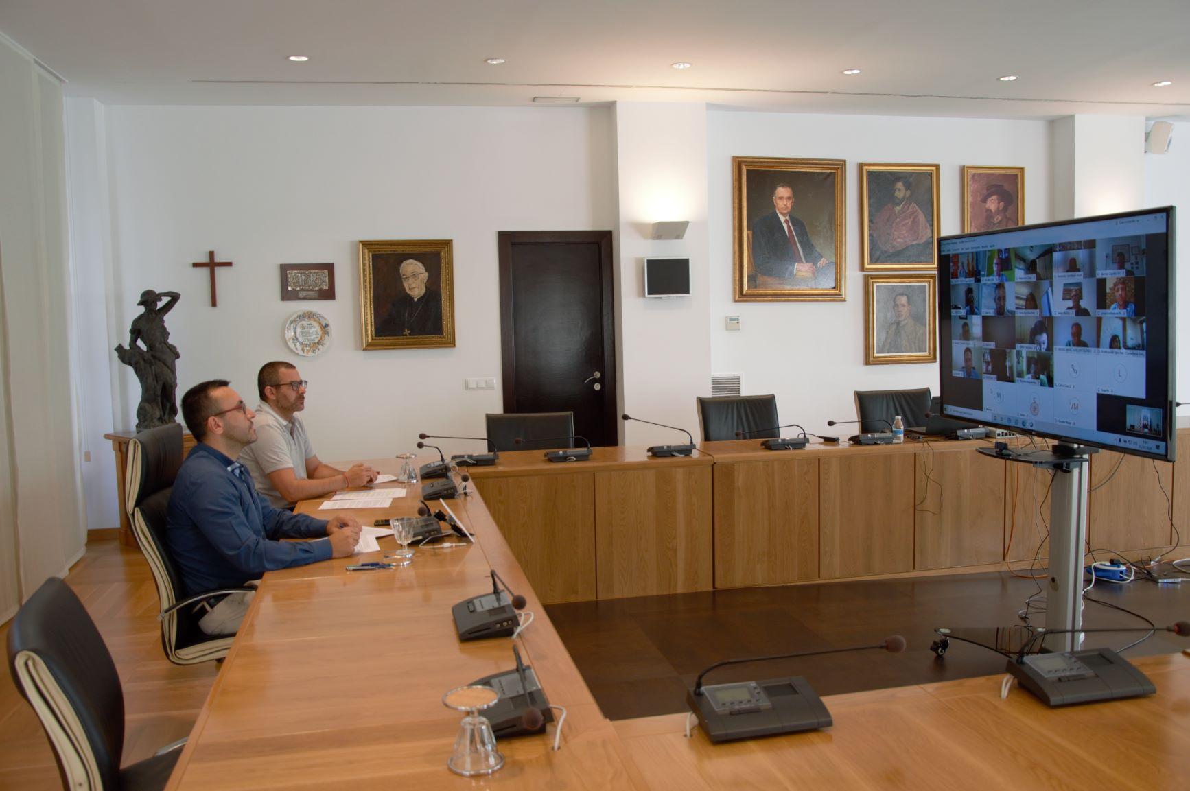 Benlloch participa en la Comisión de Festejos Taurinos Tradicionales de la Comunitat Valenciana