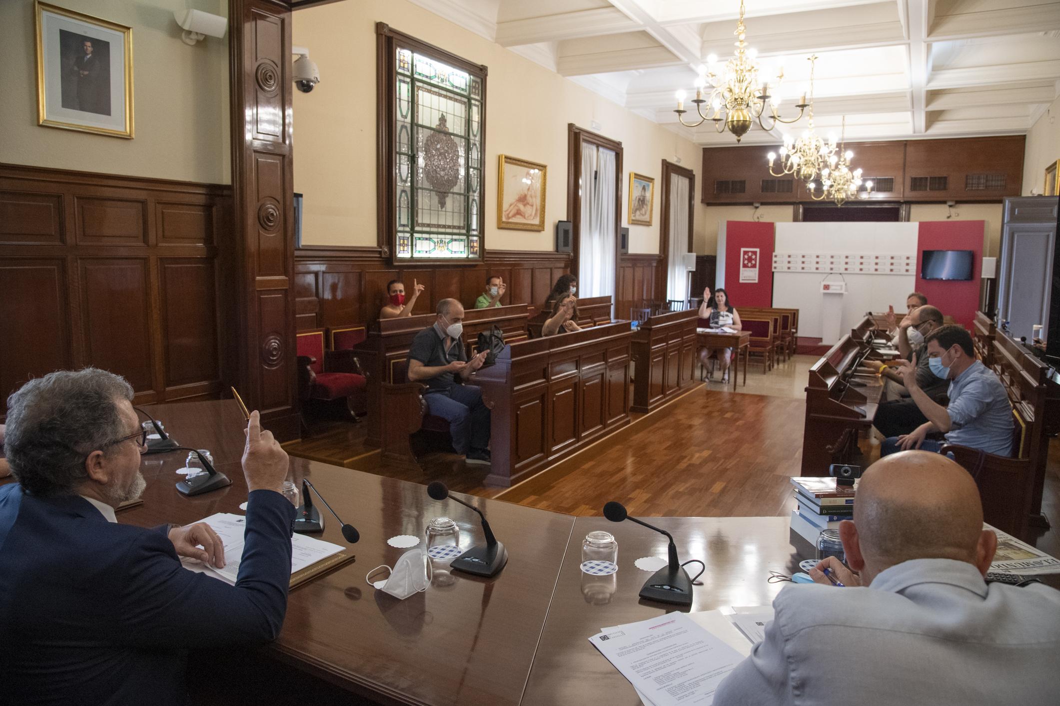 La Diputación de Castellón aprueba una subvención de 12.000 euros a favor de la Federación de Cofradías de Pescadores de Castellón
