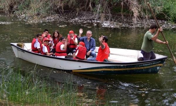 Las visitas al Clot de la Mare de Déu se convierten en una de las grandes apuestas de turismo activo en Burriana