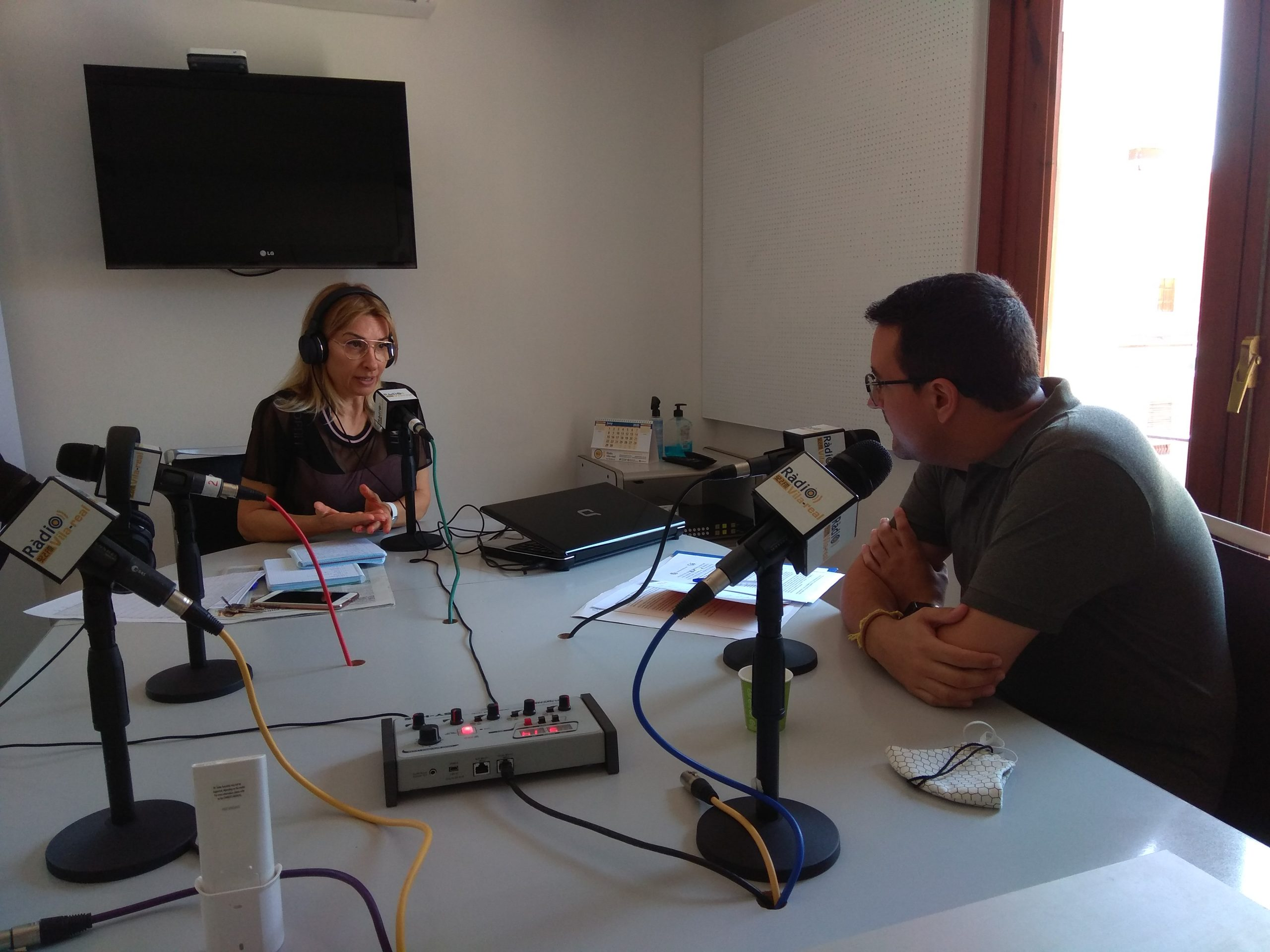 Entrevista al portavoz del PP de Vila-real, Adrián Casabó